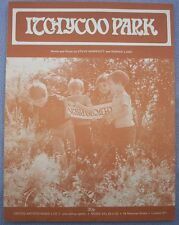 SMALL FACES ITCHYCOO PARK Vintage Sheet Music STEVE MARRIOTT POP BEAT 1960s