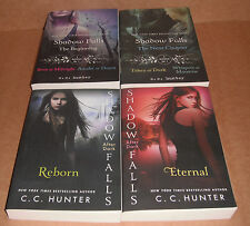 A Shadow Falls Vol.1-2,3-4 & Shadow Falls After Dark Vol.1,2 Paperback NEW