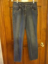 Joy High Waist Straight Leg Skinny Jeans - Size Gr. 40 (Size 10 US)
