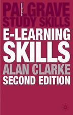e-Learning Skills (Palgrave Study Guides)