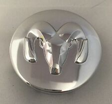 "NEW DODGE Ram 1500 CALIBER CHARGER DAKOTA Hub Wheel Center Cap 2 1/2"" CHROME"