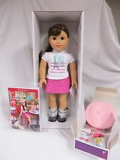 American Girl Doll of the Year 2015 Grace Thomas Doll Book & Welcome Gifts NEW