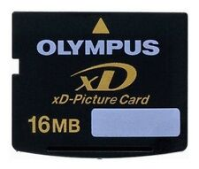 xD Picture Card * 16 MB * Olympus