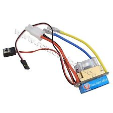 480A Three Mode ESC Brushed Speed Controller for 1/10 RC Car Crawler Boat