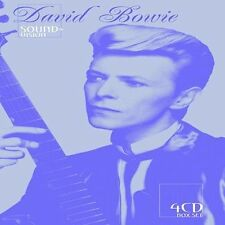 Sound + Vision 2003 by David Bowie (CD, Dec-2003, 4 Discs, EMI) Disc's only