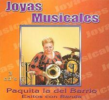 Joyas Musicales: Coleccion De Oro - Con Banda 2004 by Paquita La Del Barrio