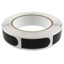 """Storm 3/4"""" Black Smooth Bowling Ball Thumb Tape Pack Roll 500 Ct"""
