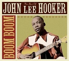 John Lee Hooker - Boom Boom (The Best of [Music Club Deluxe], 2010) {CD Album}