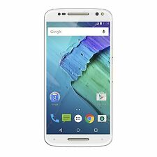 "New Unlocked Motorola Moto X Pure Edition 64GB 5.7"" Smartphone XT1575 -White"