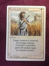 Swords to Plowshares  VO -  MTG Magic (NM)