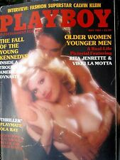 Playboy magazine May 1984 Ola Ray Patty Duffek Vicki La Motta  VERY FINE