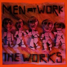 Men at work-the works, CD, made in Australia