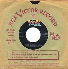 MICKEY & SYLVIA - THERE OUGHTA BE A LAW - VIK 45 - 1957