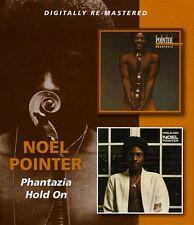 Noel Pointer - Phantazia / Hold on [New CD] Rmst