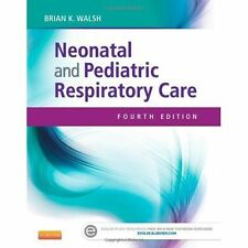 Walsh, Brian K.-Neonatal And Pediatric Respiratory Care  BOOK NEW