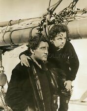 SPENCER TRACY FREDDIE BARTHOLOMEW CAPTAINS COURAGEOUS 1937 VINTAGE PHOTO #1