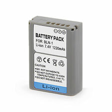 New BLN-1 BLN1 Battery for Olympus BCN1 BCN-1 E-M5 E-P5 OM-D E-M1 EM5 OMD EP5