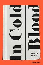 Modern Library 100 Best Nonfiction Bks.: In Cold Blood by Truman Capote...