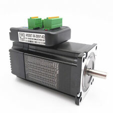 Hybrid NEMA23 Integrate Closed Loop Stepper Motor Drive 2NM Position Encoder 36V