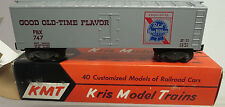 KMT Kris Models Pabst Blue Ribbon Beer Reefer LN w/Box O-Scale