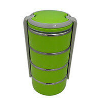 Lunch Box Tiffin Box 4 Layers-LQ-200