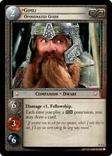 LoTR TCG Ages End Gimli, Opinionated Guide FOIL 19P2