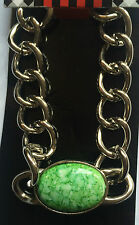 SALMAN KHAN Prem Ratan Dhan Payo Stunning Steel Curb Chain Small Green Design S3