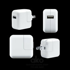 Power Supply Adapter Plug Cube AC Wall Charger for Apple iPad 5 4 3 2 Mini Air