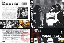 La Marseillaise (1938) - Jean Renoi, Lise Delamare, Louis Jouvet  DVD NEW
