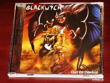 BlackWych: Out Of Control CD 2013 Wych Records BLK 001 NEW