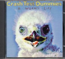 CRASH TEST DUMMIES - A WORM'S LIFE - CD (COME NUOVO)