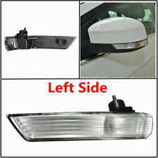 Left Wing Mirror Indicator Turn Signal Light Lens Cover For Ford Focus 08-2016