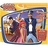 LazyTown: The New Album +DVD, LazyTown, Very Good PAL, NOTE DVD ONLY