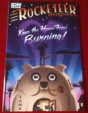 The Rocketeer Adventures #2 - Cover A - Comic Book - From IDW Comics