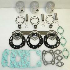 NEW JET SKI REBUILD KIT .25MM OVER POLARIS 1993 1994 1995 SL 1994-1995 SLT 750CC