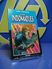 Comic LOS INDOMABLES BUEN ESTADO