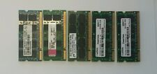 10GB (5x 2GB) PC2/ DDR2 Laptop/Notebook RAM Memory . VARIOUS  MAKES