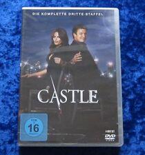 Castle Die komplette dritte Staffel, DVD Box Season 3