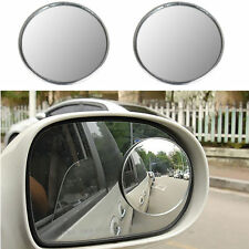 3 inch Car Blind Spot RearView Mirrors Rearview Wide Angle Round Convex Mirror
