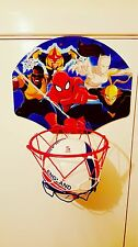 Children Kids over  the door Basketball Play Set Net Hoop Ball with Pump