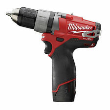 Milwaukee 12v Cordless Drill/Driver Battery and Charger