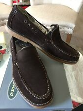 New Men's Dr. Sholl's Shoes Dark Brown Size 10M