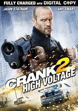 Crank 2: High Voltage  DVD Jason Statham, Amy Smart, Clifton Collins Jr., Dwight