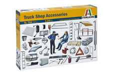 ITA764 Italeri Truck Shop Accessories 1:24 Plastic Model Kit