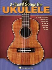 3-Chord Songs For Ukulele Learn Play Elvis Presley Beach Boys UKE Music Book