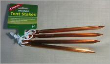 Coghlan's 1000 Ultralight Tent Stakes Qty (4 stakes)