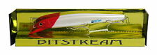 NEW  TACKLE HOUSE BITSTREAM F124 FLOATING MINNOW 124mm 17,5gr  COLOR: S1 JAPAN