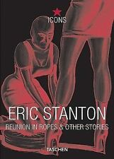 ERIC STANTON Reunion in Ropes Taschen Icons Paperback Book Dian Hanson Fetish VG