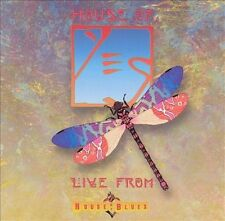 Yes- 'Live from the House of Blues'- 2CD