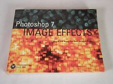 Photoshop 7 IMAGE EFFECTS Book with File CD-ROM Disc - WINDOWS / MAC - 2002